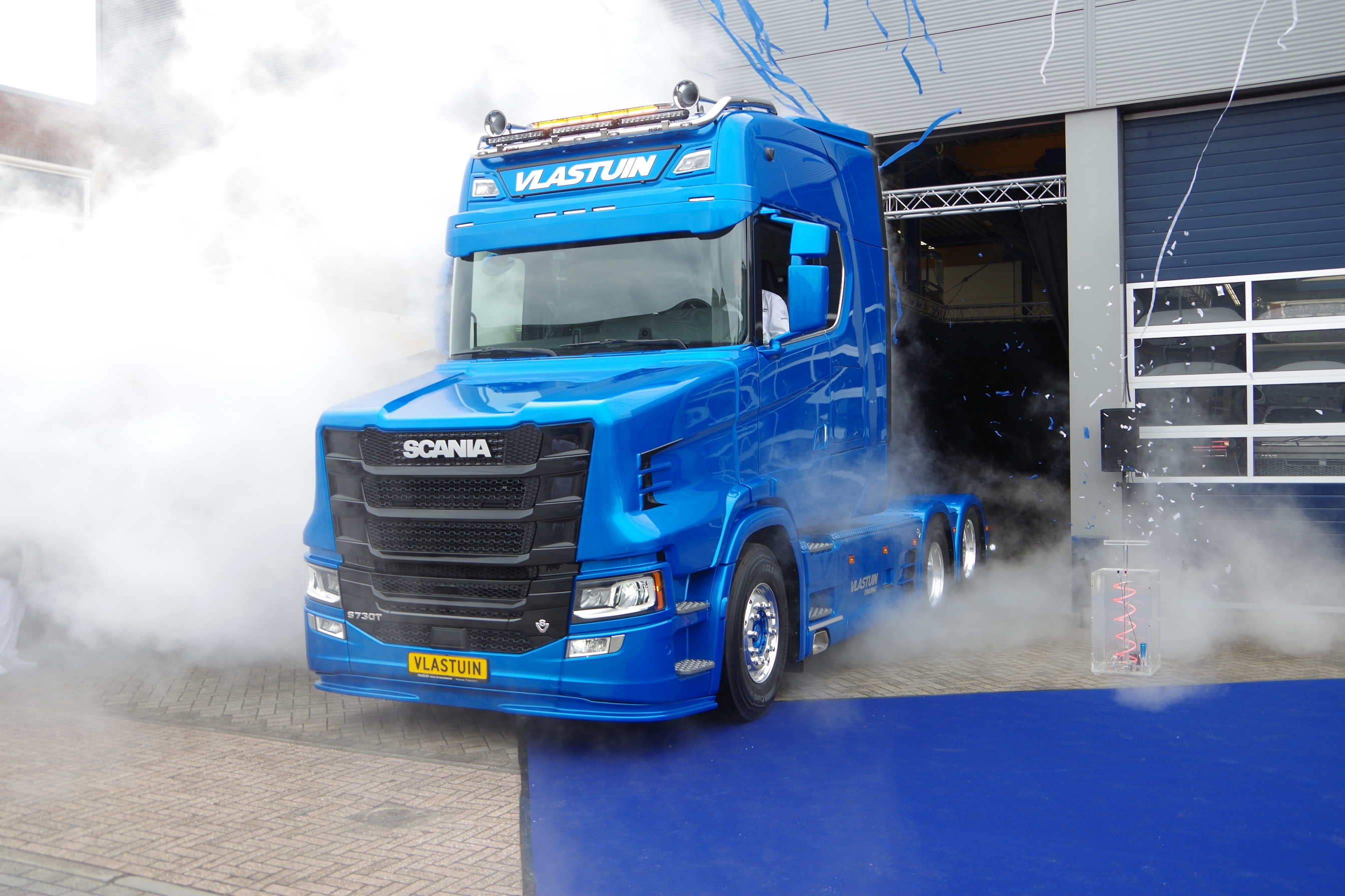 Scania S730t By Vlastuin Truck Conversions Bigtruck Magazine