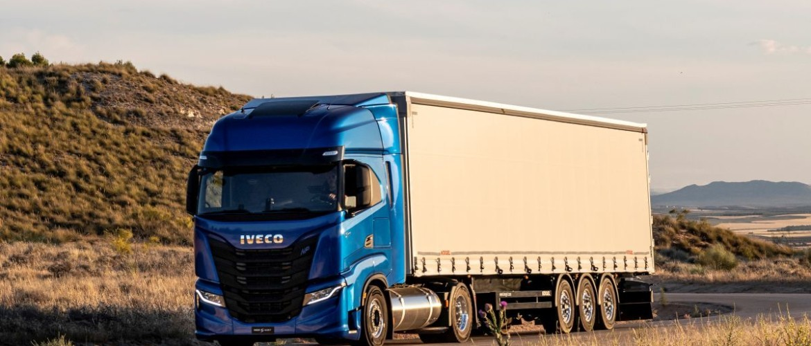 Iveco S-Way to replace the Stralis generation