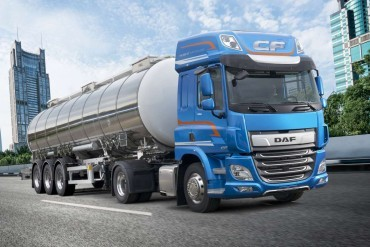 DAF presents'Pure Excellence' range
