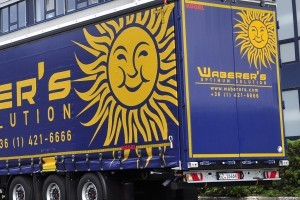 Kögel second trailer supplier for Waberer's