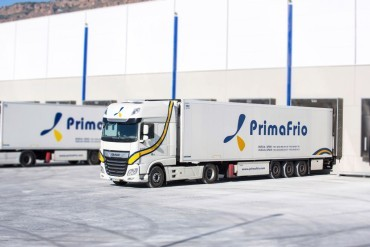 280 new DAF XF's for Primafrio