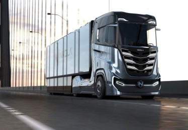 Nikola will also bring powerful Battery-electric trucks