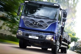 Hyundai Pavise new midsizer from Korea