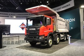 Scania teams up with Navistar in Canada