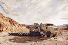 Broshuis scores large order for American Defense