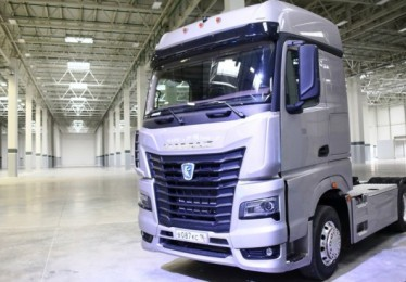 New cab facility for Daimler and Kamaz in Russia