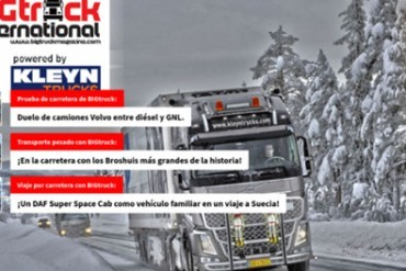 Spanish edition of BIGtruck Online Magazine