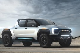 Nikola Badger: The good looking electric pickup