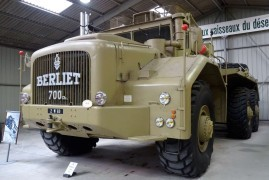 The largest Berliet ever: The T100