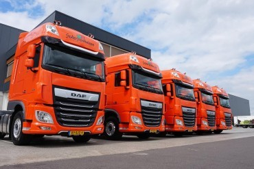 New DAF XF in production
