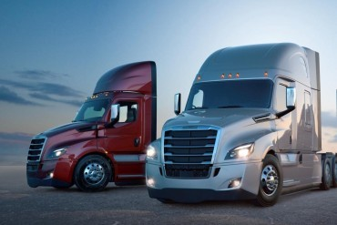 Freightliner: 50.000 Cascadia trucks in US