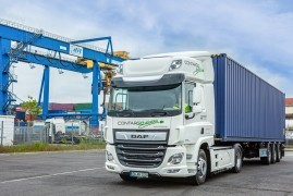 DAF CF Electric wins Green Truck Award 2019
