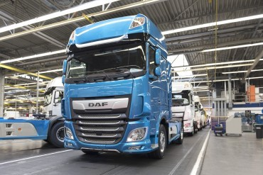 2018 was a record year for DAF