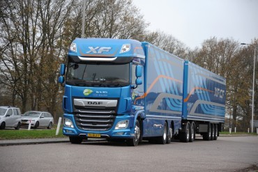 DAF Trucks says Thank you truckdrivers