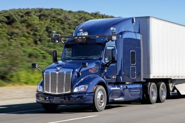 Paccar and Aurora work together in autonomous trucks